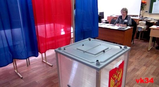 Избирательные комиссии Волгоградской области подвели итоги единого дня голосования