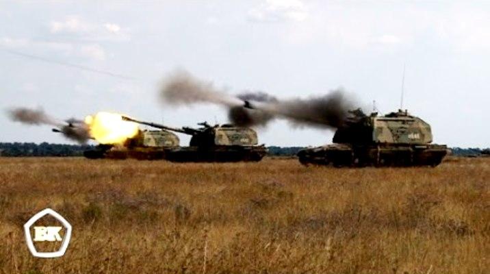 Видео - приведение в высшую степень боевой готовности войск РФ