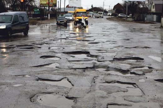 В России снизилось число ДТП, произошедших из-за качества дорог